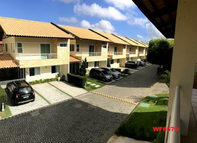 CA1322 Laguna Ville, casa em condomínio com 4 suítes, 3 vagas, área de lazer completa - Foto 11