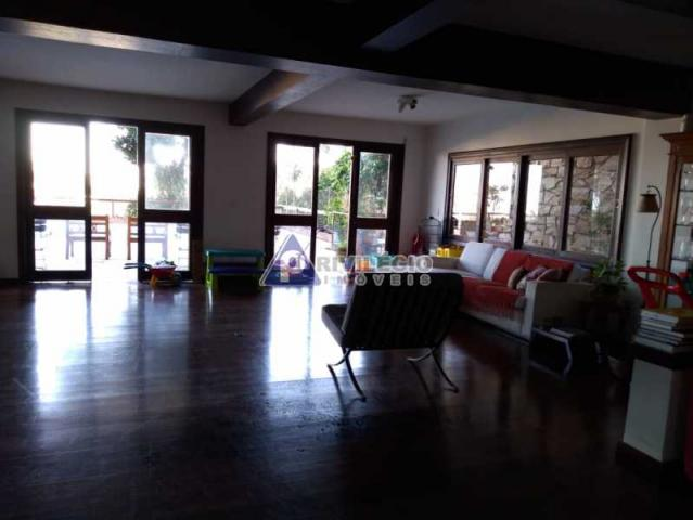 Casa à venda com 4 dormitórios em Santa teresa, Rio de janeiro cod:FLCA40016 - Foto 5