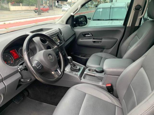 Volkswagen Amarok CD 4x4 HIghline - Automatic - Foto 3