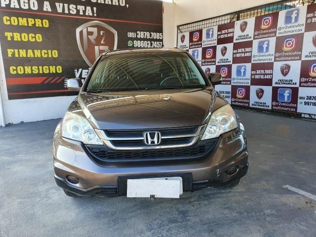 Honda - CR-V 2.0 LX 4X2 Gasolina, Completo, Muti-Mídia, Revisado, Garantia 2011 - Foto 2