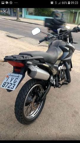 Vendo ou troco shineray discover 250 cc - Foto 2
