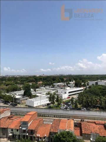 Apartamento com 3 dormitórios à venda, 115 m² - fátima - fortaleza/ce - Foto 6