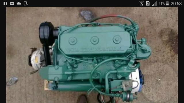 Motor maritimo diesel volvo penta - Foto 4