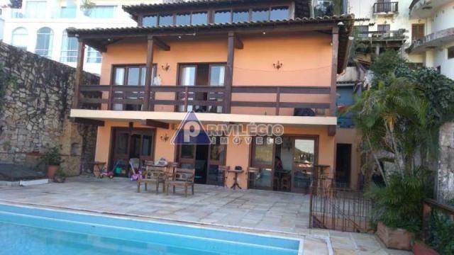 Casa à venda com 4 dormitórios em Santa teresa, Rio de janeiro cod:FLCA40016 - Foto 2