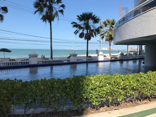 Apartamento com 4 suítes, beira mar, fortaleza, ceará - Foto 3