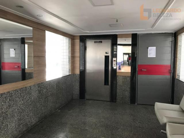 Apartamento com 3 dormitórios à venda, 115 m² - fátima - fortaleza/ce - Foto 11