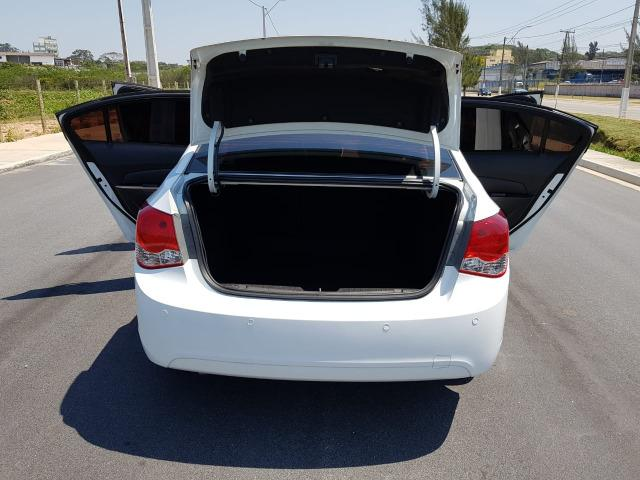 Cruze LT - Automático - Impecável - Branco - 2012 - Foto 15