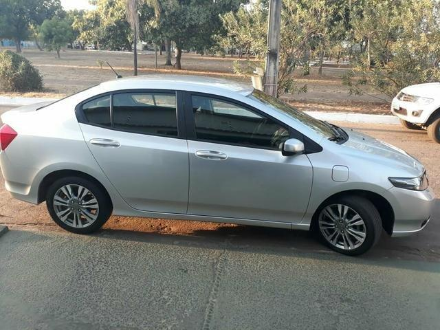 Honda city 13/13 aut. Completo R$ 22.000 - Foto 5