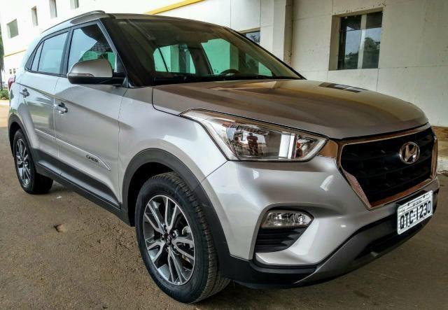 Hyundai creta pulse 1.6 flex at 18-19