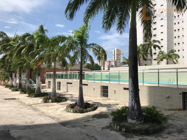 Apartamento com 3 dormitórios à venda, 115 m² - fátima - fortaleza/ce - Foto 14