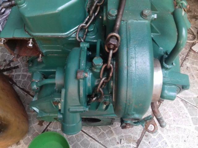 Motor maritimo diesel volvo penta - Foto 6