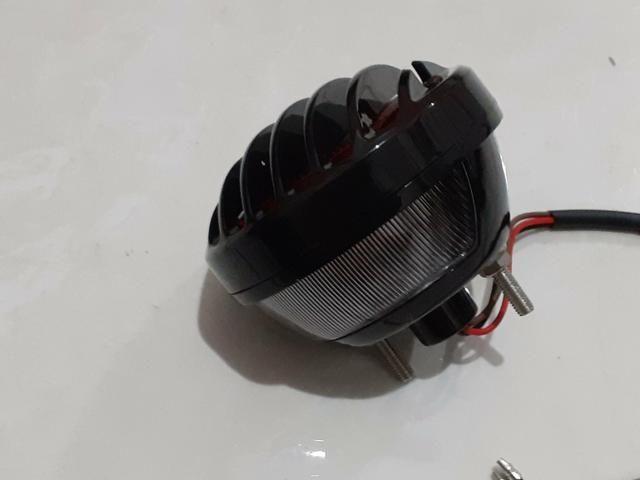 DWCX Lanterna de Freio estilo Chopper - Foto 4