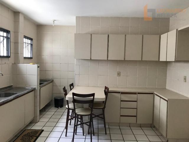 Apartamento com 3 dormitórios à venda, 115 m² - fátima - fortaleza/ce - Foto 5
