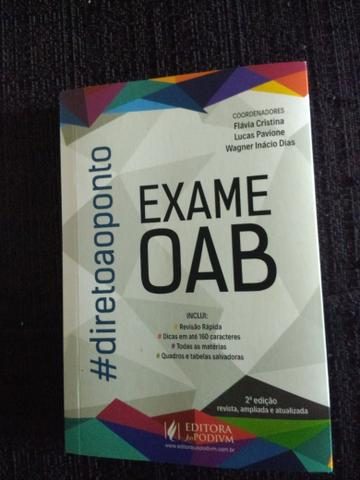 Diretoaoponto Exame OAB + Direito Tributário - Questões