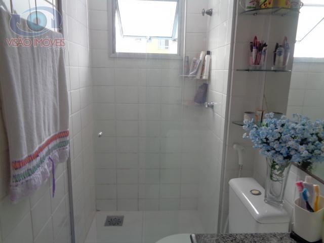 Apartamento à venda com 2 dormitórios em Jardim camburi, Vitória cod:1193 - Foto 7