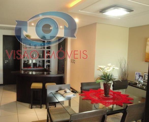 Apartamento à venda com 5 dormitórios em Jardim camburi, Vitória cod:614 - Foto 2