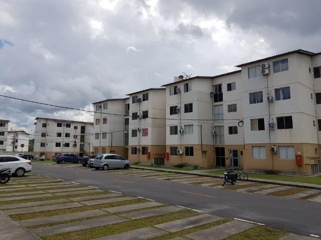 Lindo apartamento no Cd. Villa Jardim de 02 quartos, com area de lazer completa