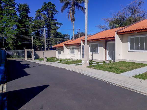 Casa de condomínio à venda com 2 dormitórios em Atuba, Colombo cod:153456 - Foto 16