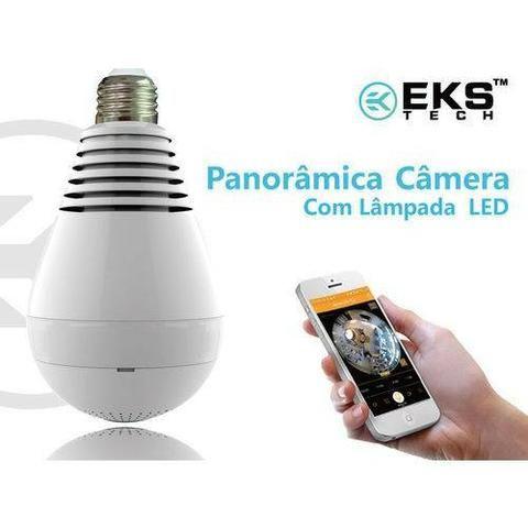 Câmera espiã de monitoramento pelo celular