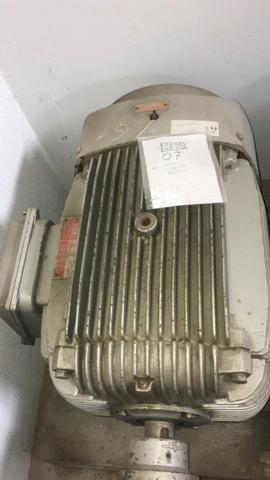 Motor elétrico Weg 75 CV II polos 380/660v