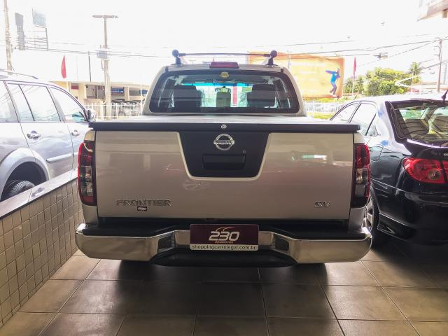 NISSAN FRONTIER 2016/2016 2.5 SV ATTACK 4X4 CD TURBO ELETRONIC DIESEL 4P AUTOMÁTICO - Foto 5