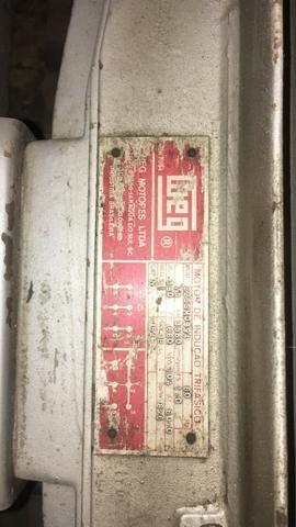 Motor elétrico Weg 75 CV II polos 380/660v - Foto 2