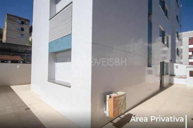 Apto área privativa à venda, 3 quartos, 4 vagas, gutierrez - belo horizonte/mg - Foto 9