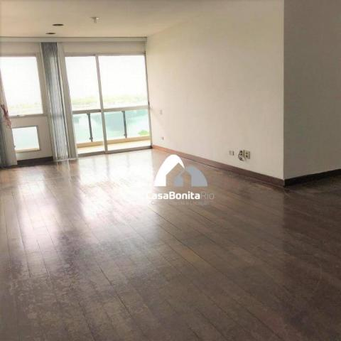 Apartamento com 3 dormitórios à venda, 160 m² - lagoa - rio de janeiro/rj - Foto 7