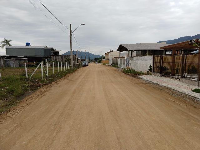 Morretes- Terreno pronto para construir, Rua sendo calçada!!! - Foto 2