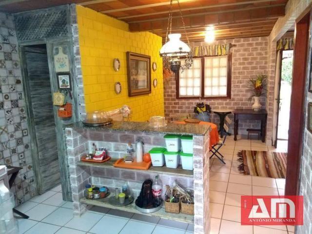Casa com dois pavimentos, 273 m² em um excelente Condomínio. - Foto 5