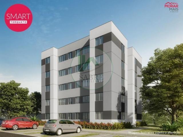 Apartamento 2 quartos novo a venda, Condomínio Smart Torquato, Manaus-AM - Foto 2