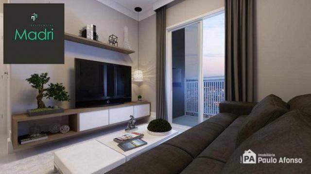 Apartamento com 2 dormitórios à venda, 65 m² por R$ 182.700,00 - Jardim das Azaléias - Poç - Foto 3