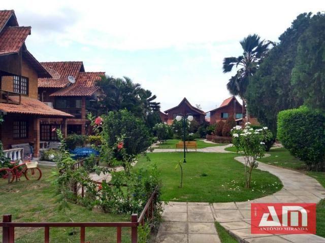 Casa com dois pavimentos, 273 m² em um excelente Condomínio. - Foto 17
