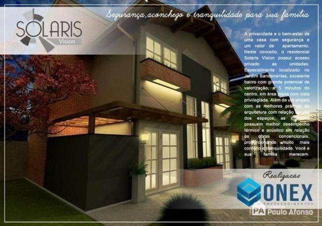 Casa de condomínio à venda com 2 dormitórios cod:CA0169 - Foto 2