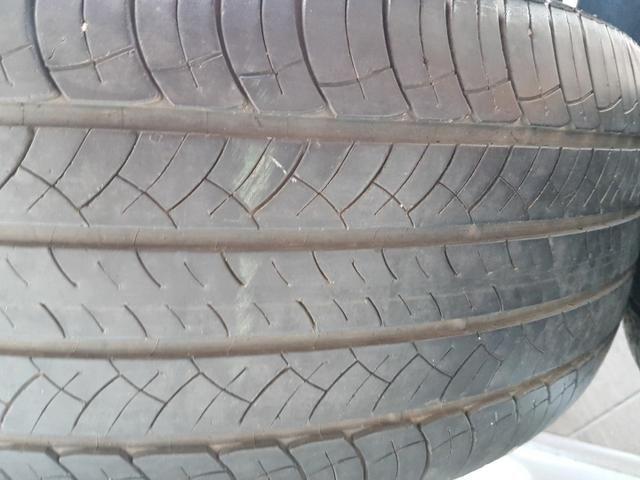 Rodas aro 19 furacão 5 x 100 com pneus - Foto 5