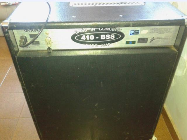 Cubo Meteoro 410 Bss Bass In Concert - Foto 3