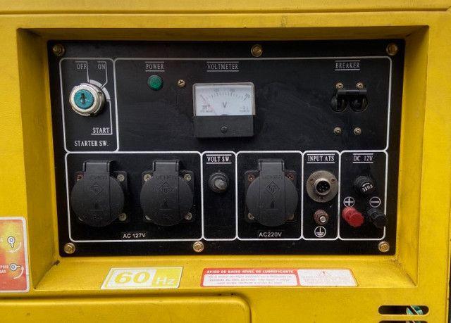 Gerador à diesel CSM - Foto 3