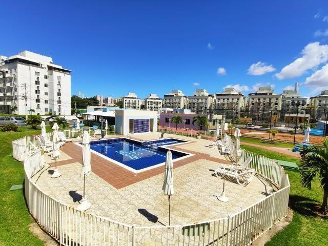 Oportunidade 3/4 com Varanda - Cond. Gran Ville das Artes - 1,5km Atrás do Maxxi - Foto 3