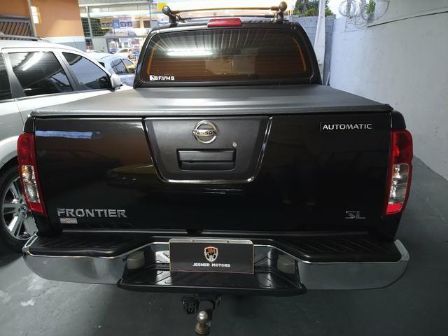Nissan Frontier SL 2014 Top de linha automático 4x4 - Foto 18