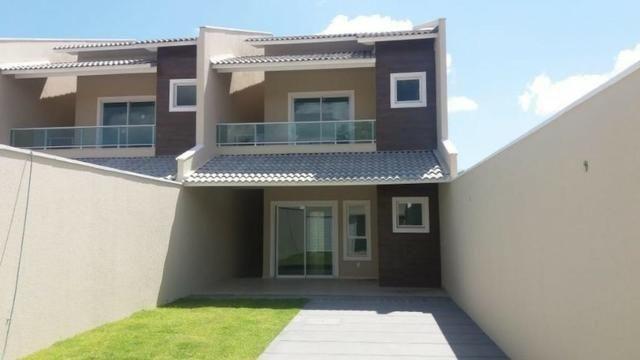 Casa no centro de Eusébio com 4 suítes excelente localização - Foto 2