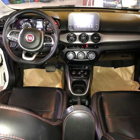 Fiat argo drive GSR 1.3 completo + couro - Foto 5