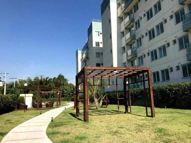 Apartamento residencial para locação, Maria Paula, Niterói. - Foto 16