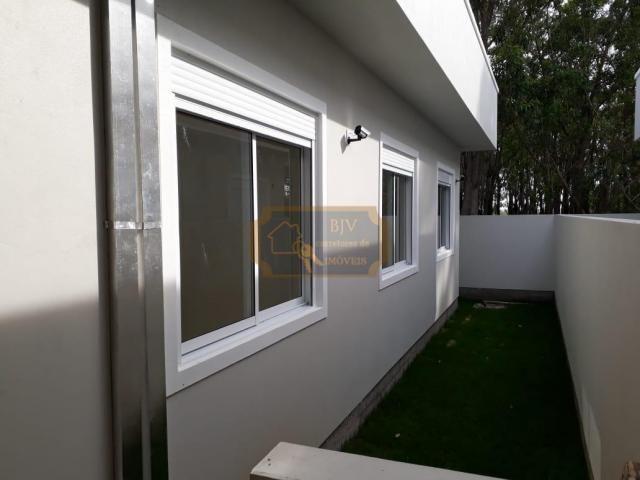 Casa geminada , em bairro planejado 96 m² , 3 dorm , um suíte ,pátio . - Foto 9