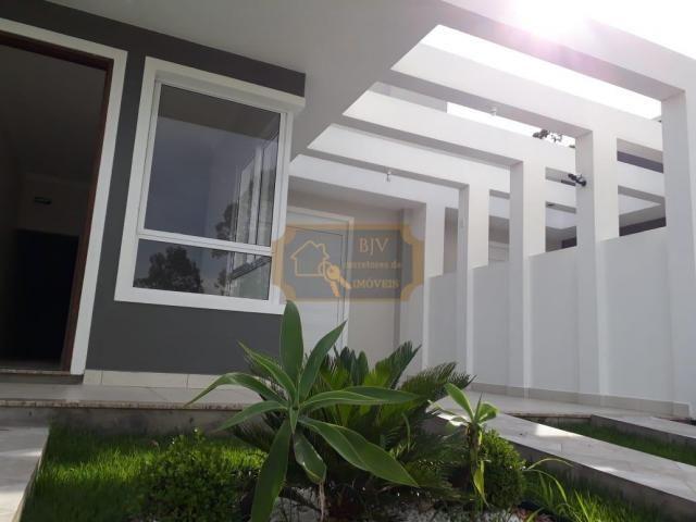 Casa geminada , em bairro planejado 96 m² , 3 dorm , um suíte ,pátio . - Foto 3