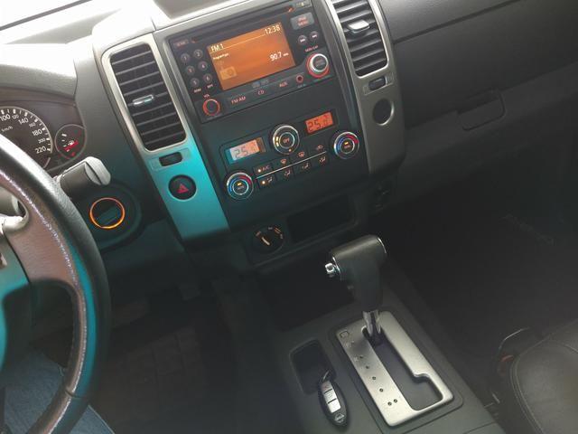 Nissan Frontier SL 2014 Top de linha automático 4x4 - Foto 2