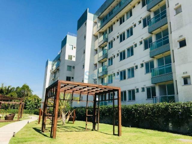 Apartamento residencial para locação, Maria Paula, Niterói. - Foto 18