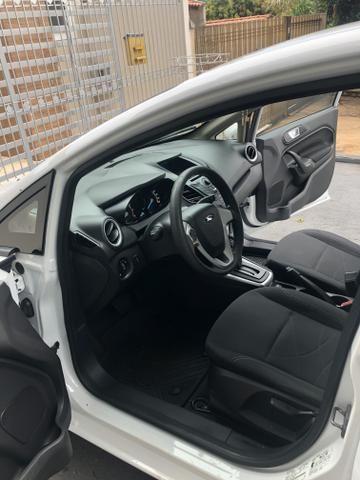 Ford New Fiesta Sendan, 1.6 Flex, Automático, Completo - Foto 10