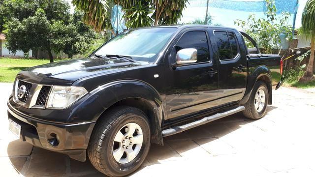 Frontier Nissan 2008 - Foto 12