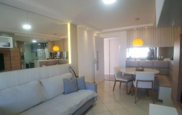 (ESN Tr51827)Apartamento Abarana a venda 64m 2 quartos e 1 vaga Papicu - Foto 2