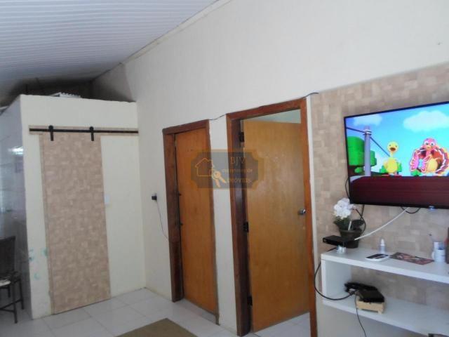 Casa próximo ao centro ,3 dorm ,garagem ,terreno 10 x 30 - Foto 4